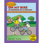 1-2590 I&#039;m Safe! On My Bike Activity Sticker Book - Bilingual