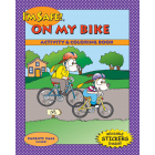 1-3220 I'm Safe! On My Bike Sticker Activity Book - English