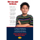 10-3026 Why I Fee Sorry for Bullies Poster - English      