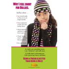 10-3029 Why I Fee Sorry for Bullies Poster - English