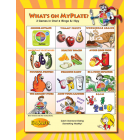 11-4012 Whats on MyPlate Bingo Game - English