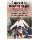 3-6049 Someone is Counting on You Poster