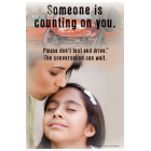 3-6062 Someone is Counting on You Poster - English