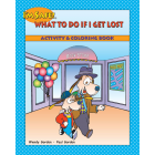 4-1540 I'm Safe! What to Do if I Get Lost  Activity Book  - English