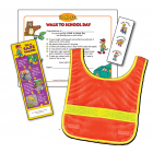6-6990 I&#039;m Safe! Walk to School Kit Grades K-2