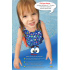 7-1498 Only An Inch Of Water Safety Poster