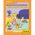 9-1290 I'm Safe! with my Pet Activity Sticker Book - Spanish