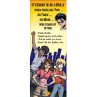 10-3006 Stand Together Against Bullies Stand Up Banner Display