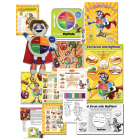 11-4001 MyPlate Nutrition Classroom Teaching Kit