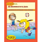 7-1471 I'm Safe! in the Water Activity Sticker Book - Spanish