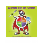 11-4029 Feel Great With MyPlate Magnets Spanish Version