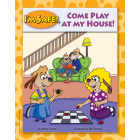 "5-1705 ""Come Play at My House"" Home Safety Oversized Storybook"