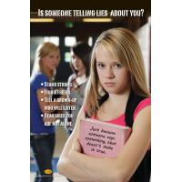 10-3016 Is Someone Telling Lies About You Poster - English