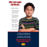 10-3026 Why I Feel Sorry for Bullies Poster - English