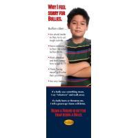 "10-3027 ""Why I Feel Sorry for Bullies"" Bookmark"