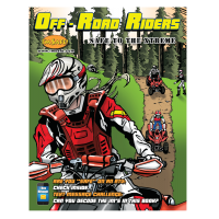 10-4620 Off Road Riders Safe To The Xtreme Activity Book