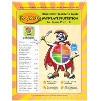 11-4002 MyPlate Nutrition Teacher's Guide for Head Start