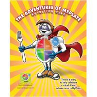 11-4004 MyPlate Large Format Storybook