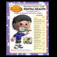 11-5297 Dental Health Teacher's Guide for Head Start