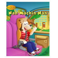 2-2110 I'm Safe! in the Car Activity Sticker Book Haitian Creole