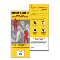 13-1015 Social Distancing Pledge Card