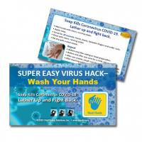 13-1010 Wash Your Hands Screen Cleaner