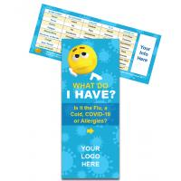 13-1011 What Do I Have Symptoms Card