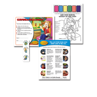 2-4713 Car Safety Education Refill Kit