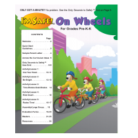 1-2760 I'm Safe! on Wheels Presenter's Guide For Pre-K to K