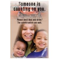 3-6059 Someone is Counting on You Poster - English