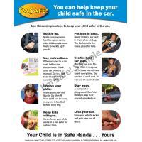 2-5015 Parent Tip Sheet - Car Safety