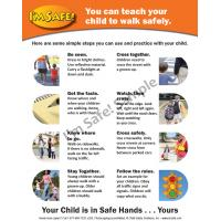 6-5035 Parent Tip Sheet - Pedestrian Safety - English