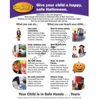 6-5037 Parent Tip Sheet - Halloween Safety - English