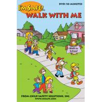 6-1730 I'm Safe! Walk With Me Video VHS