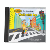 """6-1731 """"Walk with Me"""" Sing-Along Songs CD - English"""