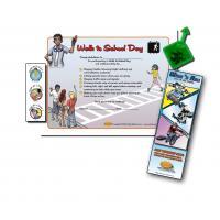6-6995 I'm Safe! Walk to School Kit Grades 3-6