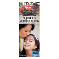 3-6063 Someone is Counting on You Banner Display - English