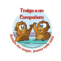 7-1501 Bring a Buddy Sticker - Spanish