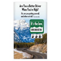 CO-7-SCR  Colorado Law - Drive High - DUI - Cell Phone Screen Cleaner