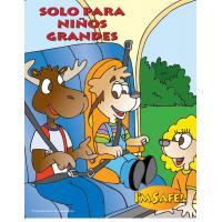 2-4691 Sólo para los niños grandes - Large Format Storybook