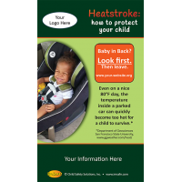 Heatstroke Prevention Parent Reminder