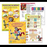 11-3996 MyPlate Nutrition Spanish Extension Kit