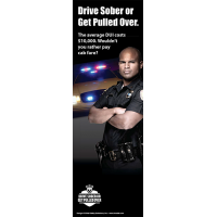 3-8006 NHTSA Drive Sober or Get Pulled Over Bookmark