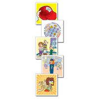 4-1580 Personal Safety Teaching Cards