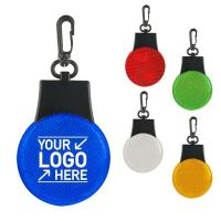 R412 Round Swivel Blinking Light with Clip