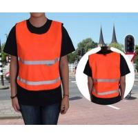R702 Orange Safety Vest