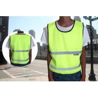 Reflective Safety Vest Neon Green