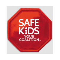 SK-1060C Reflective Sticker Sets - Stop Sign Shape