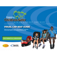 2-6010 Visual Car Seat Guide for Parents - English