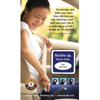 Click It or Ticket Screen Cleaner - Teen